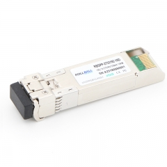 Generic Compatible 10GBASE-BX SFP+ 1270nm-TX/1330nm-RX 10km DOM Module