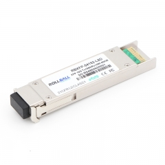 Generic Compatible 10GBASE-BX XFP 1550nm-TX/1490nm-RX 80km DOM