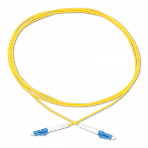LC/UPC to LC/UPC Simplex OS2 9/125 Single-mode Fiber Patch Cable