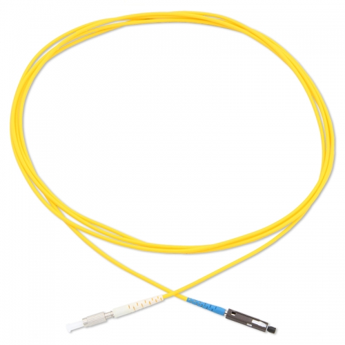 DIN-MU Simplex OS2 9/125 SMF Fiber Patch Cable