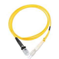 DIN-MTRJ Duplex OS2 9/125 SMF Fiber Patch Cable