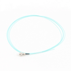 FC/UPC Simplex 10G OM3 Fiber Optic Pigtail - 0.9mm PVC/LSZH