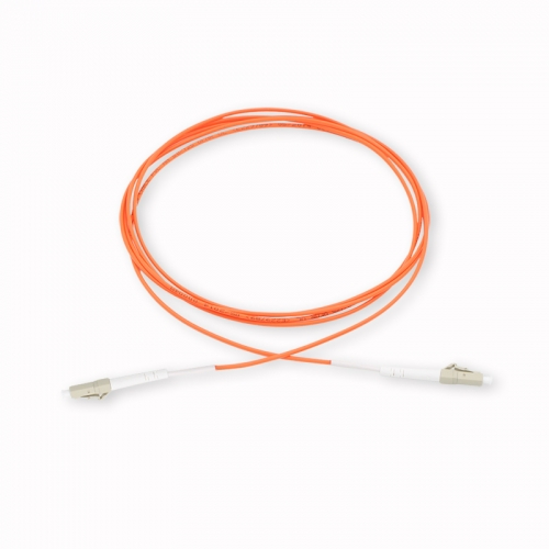 LC/UPC-LC/UPC Simplex OM1 62.5/125 Multi-mode Fiber Patch Cable