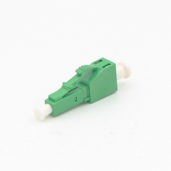 LC/APC Male-Female Singlemode Fixed Fiber Optic Attenuator