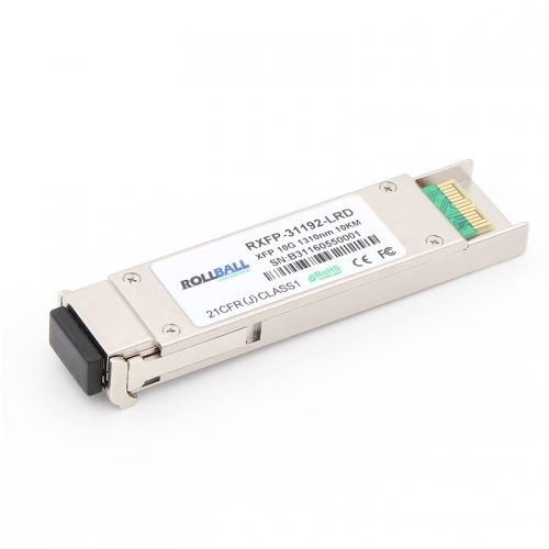 Alcatel-Lucent 3HE00566AA Compatible 10GBASE-LR XFP 1310nm 10km DOM Transceiver