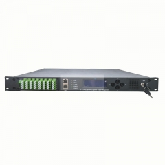 32-Port 1550nm CATV EDFA HA5X00 Series fiber Optical Amplifier LC/APC or SC/APC port