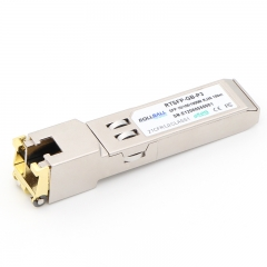 10/100/1000BASE-T SFP Copper RJ-45 100m Module Generic Compatible