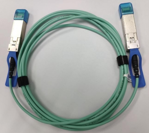 15m(49ft) 25G SFP28 Active Optical Cable